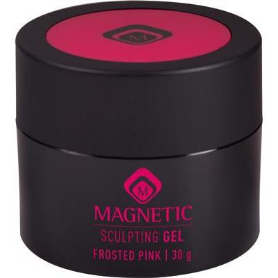 Magnetic Sculpting Gel Frosted Pink 30 gr