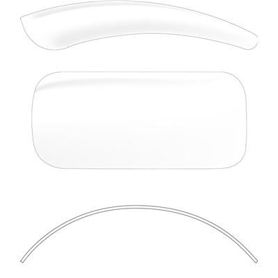 Ultra Form Tips 50 pcs Size 4