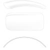 Ultra Form Tips 50 pcs Size 6