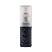 Glitter Spray Steel Black