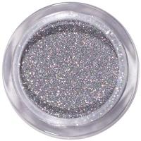 Starburst Glitter Silver