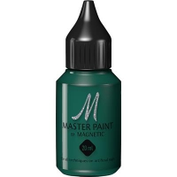 Master Nail Art Paint Emerald