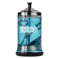 Disicide Glass Jar Medium