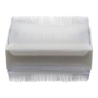 Silky smooth nail brush