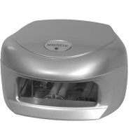 MagniCure UV-1 2x7 watt Silver