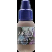 AirNails Paint light Brown 12 10ml